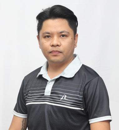Jerome Tumbagahon Sales Associate Team Rebel Sports Pilipinas